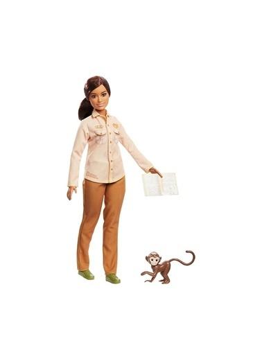 Barbie Nat Geo Bebekleri GDM44-GDM48 Renkli
